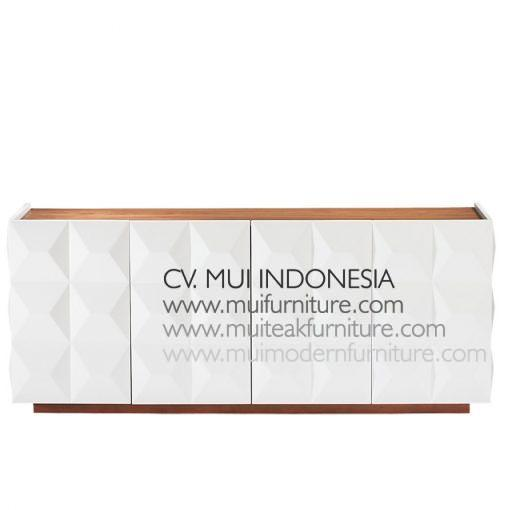 Diamond Tv Media Credenza