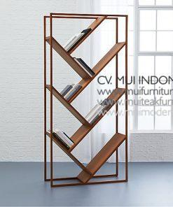 K Bookcase Divider Room