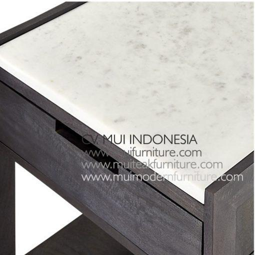 Top Marble SIde Table