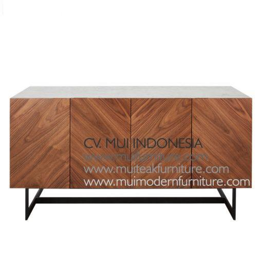 i Media Console top Marble