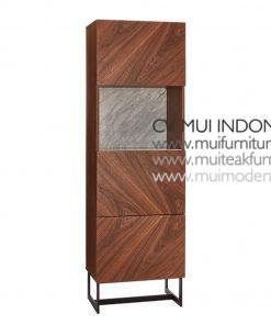 i Tall Bar Cabinet, 60W x 38D x 180H cm