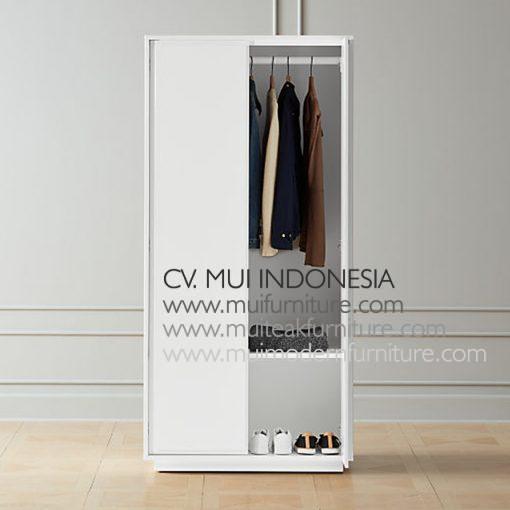 Gallery Armoire 2 Door, 88W x 50D x 180H cm