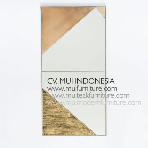 Invinity Mirror, 50W x 100D x 2D cm