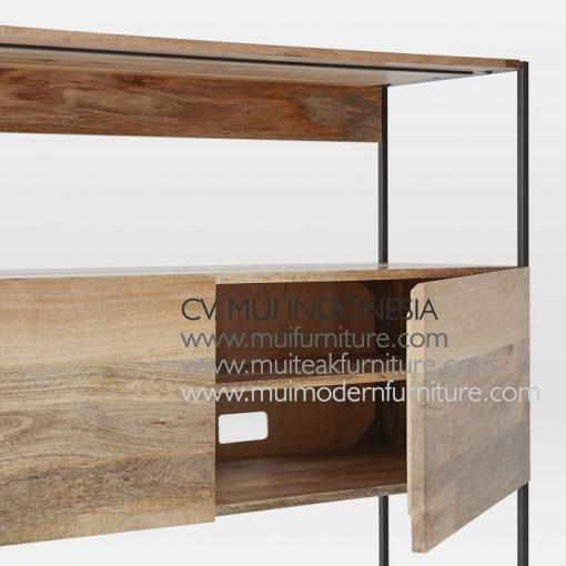 Modular Bookcase Slim