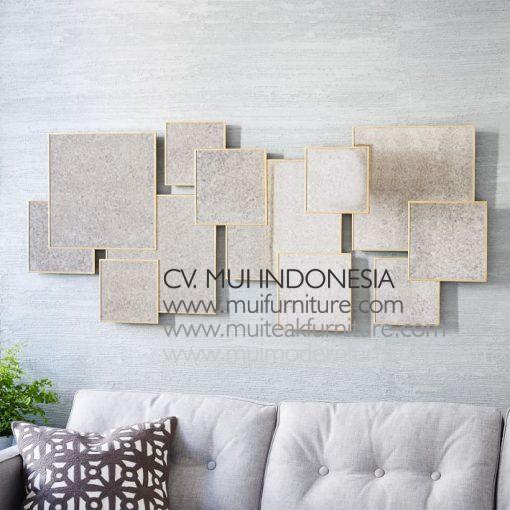 Overlap Mirror, 130W x 60D x 2,5T cm
