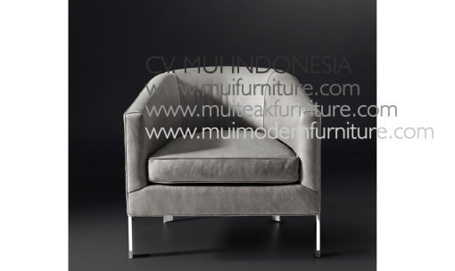 Reyna Chair Leg Stainless