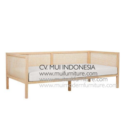 Rivaly Rattan Sofa, 190W x 90D x 72H cm