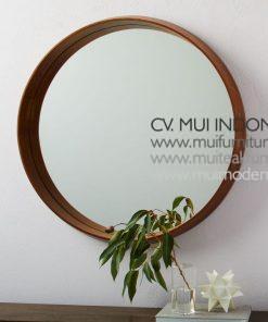 Round Mirror, 120Dia x 10D cm