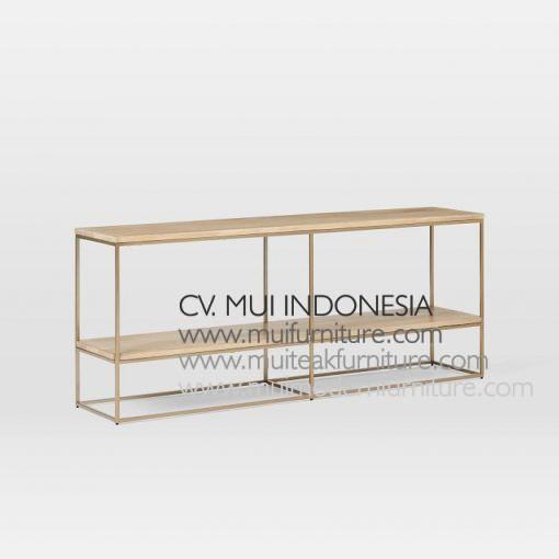 Simply Bookshelf Medium, 150W x 35D x 58H cm