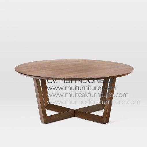 Stevie Coffee Table, 80Dia x 38H cm