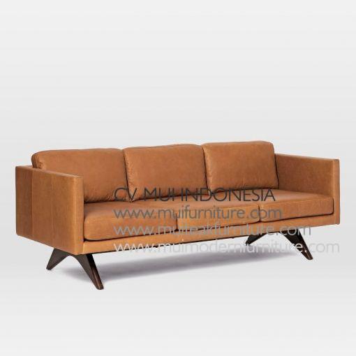 Tuscanny Sofa, 200W x 88D x 76H cm